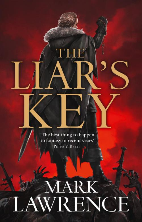 Liar's key UK cover
