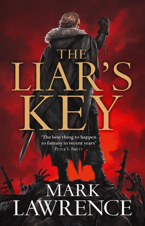Liar's key UK cover